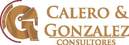 Logo C&G letras doradas